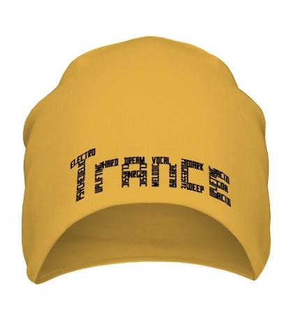 Шапка Trance Sign