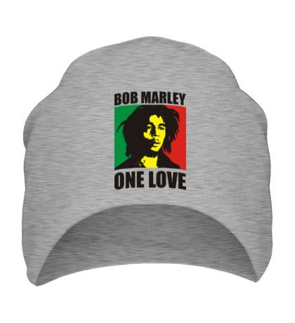 Шапка Bob Marley: One Love