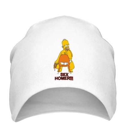 Шапка Sex Homer