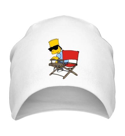 Шапка Барт в очках