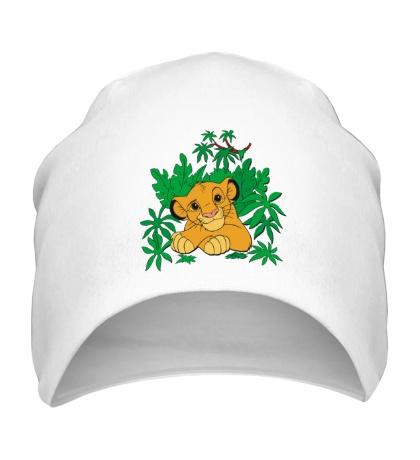 Шапка Симба в джунглях