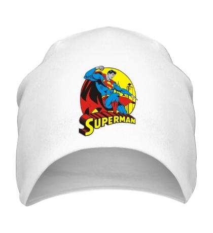 Шапка Faster Superman