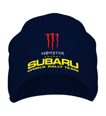 Шапка Subaru Rally Team