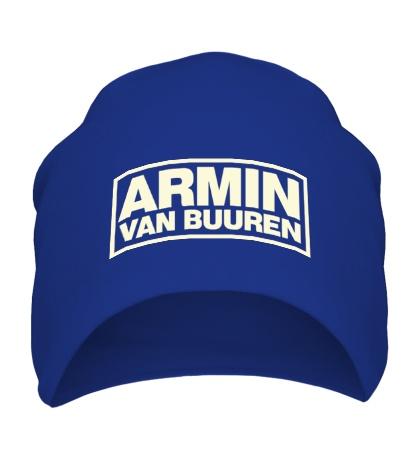 Шапка Armin van Buuren Logo Glow