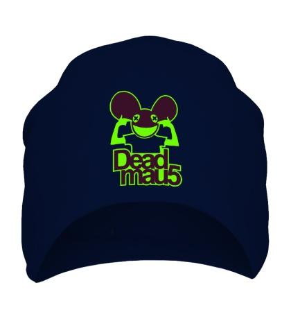 Шапка Deadmau5 Glow
