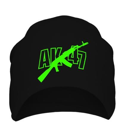 Шапка Калашников АК-47, свет