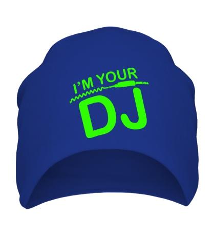 Шапка Im your DJ Glow