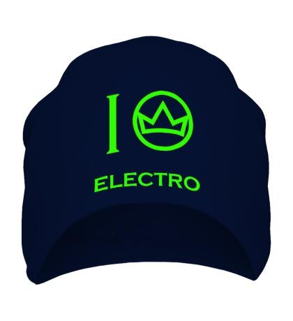 Шапка Electro King Glow