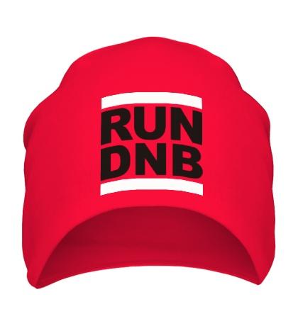 Шапка Run dnb