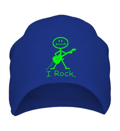 Шапка I Rock Glow