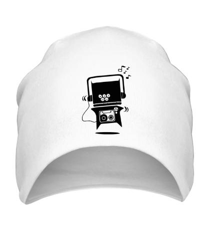 Шапка Монстр-магнитофон