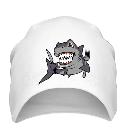 Шапка Голодная акула