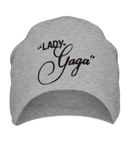 Шапка Lady Gaga