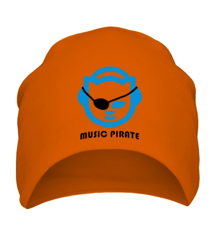 Шапка Music pirate