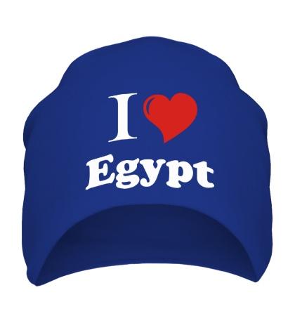 Шапка I love egypt