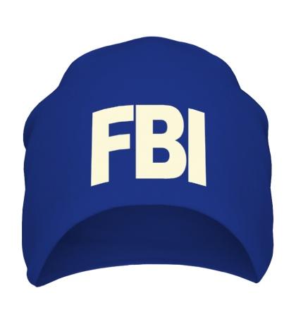 Шапка FBI Glow