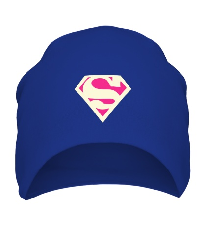 Шапка Acid Superman