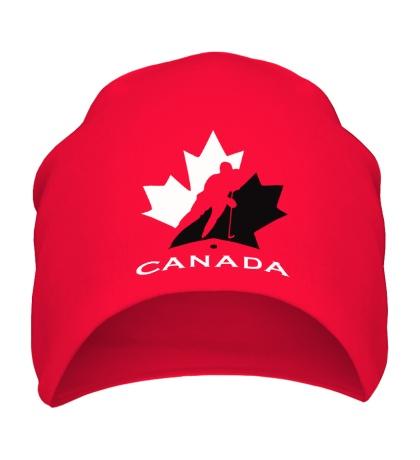 Шапка Canada Hockey