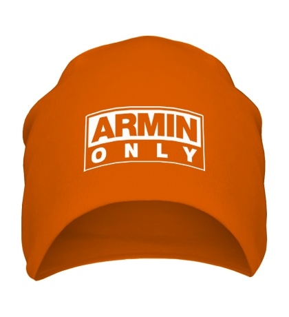 Шапка Armin only