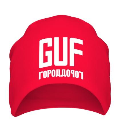 Шапка ГУФ, город дорог