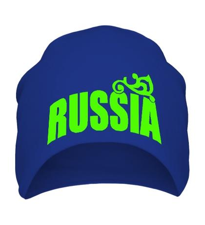 Шапка Russia Glow