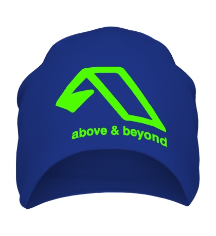 Шапка Above & Beyond Logo Glow