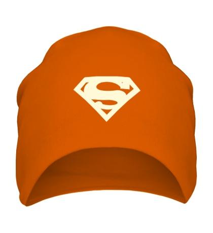 Шапка Супермен, свет