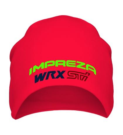Шапка Subaru Impreza WRX STI