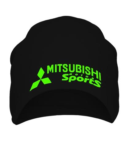 Шапка Mitsubishi Sports Glow