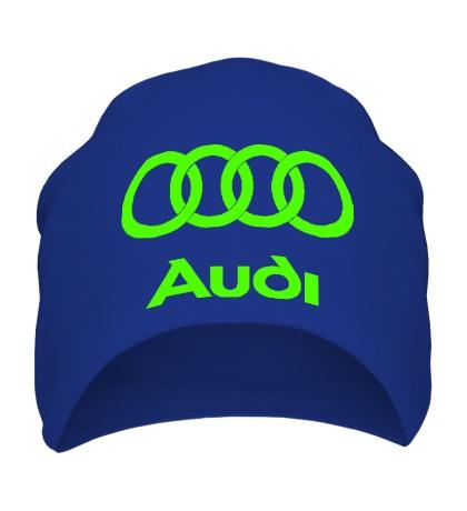 Шапка Audi Glow