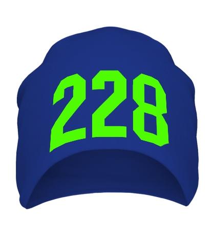 Шапка 228, свет