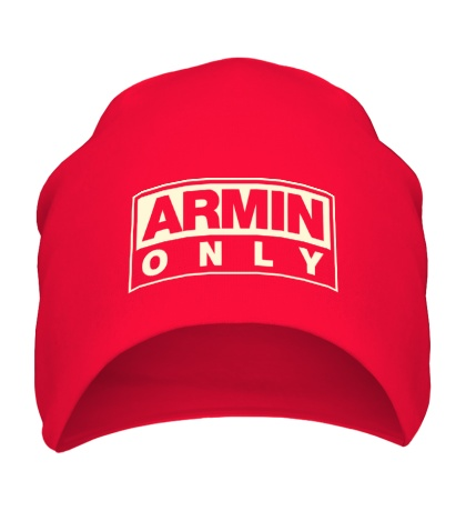 Шапка Armin Only Glow