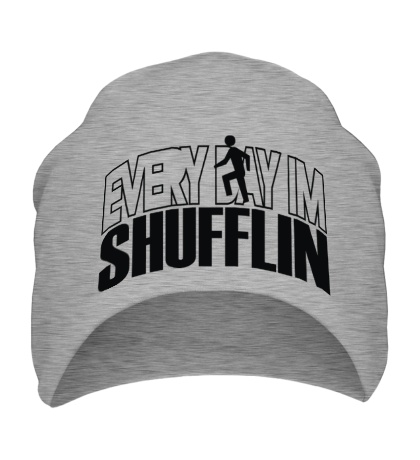 Шапка Every Day Im Shufflin