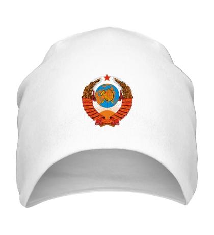 Шапка Звездный герб СССР