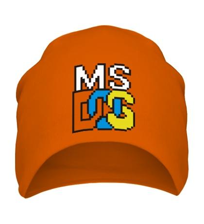 Шапка MS DOS