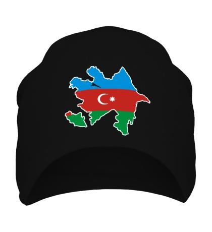Шапка Карта Азербайджана