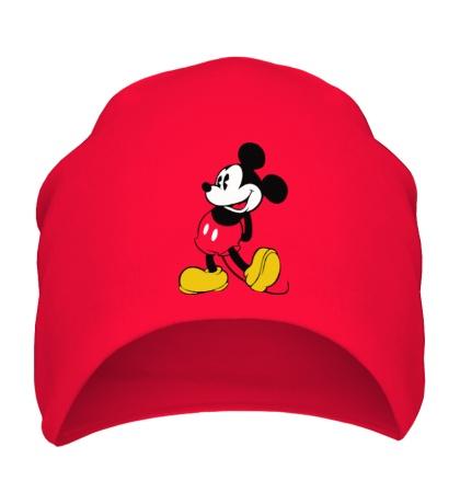 Шапка Застенчивый Микки Маус