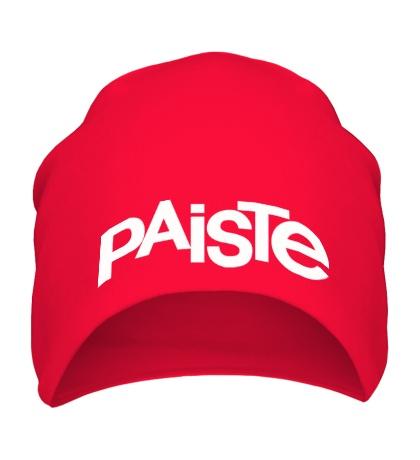 Шапка Paiste