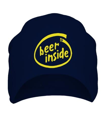 Шапка Beer inside