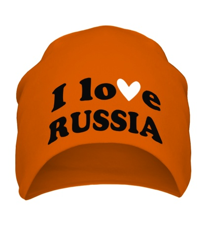 Шапка Love Russia