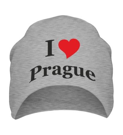 Шапка I Love Prague