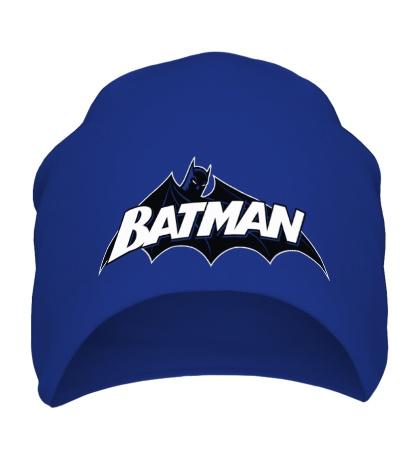 Шапка Batman true