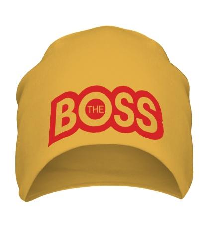 Шапка The Boss