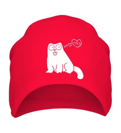 Шапка Simons Cat
