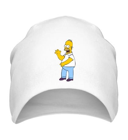 Шапка Удивленный Гомер