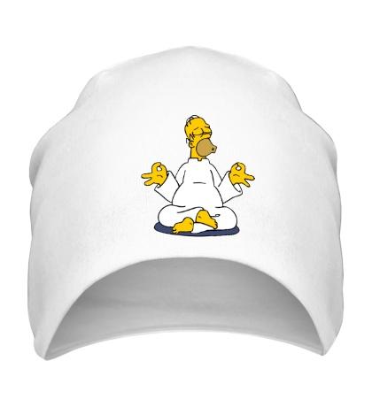 Шапка Медитация Гомера