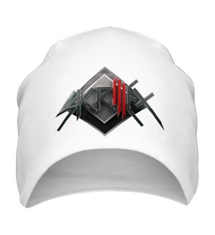 Шапка Skrillex Shield
