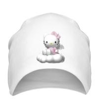 Шапка Kitty-ангелок
