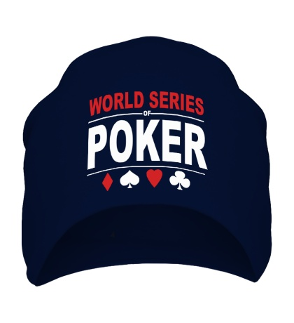 Шапка World Series Poker