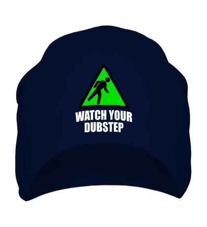 Шапка Warning Dubstep